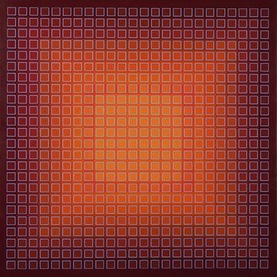 Julian Stanczak, 'Low Filtration', 1978