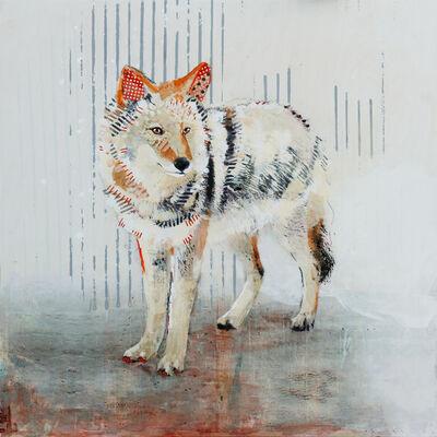 Samantha Walrod, 'White Coyote Road', 2020