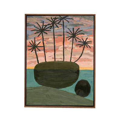 Abel Macias, 'Rock Island', 2021