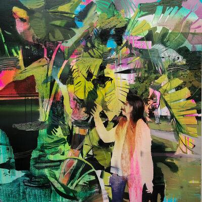 Jose Luis Ceña, 'Plant chaos II', 2020