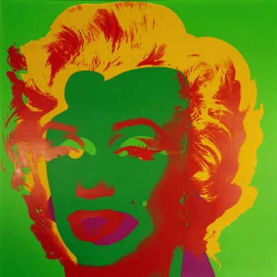 Andy Warhol, 'Marilyn II.25', 1967