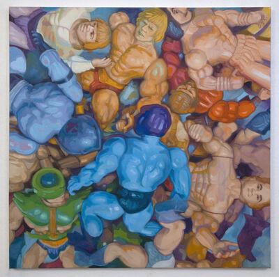 Vicki Khuzami, 'Valley of Testosteronia', 2017