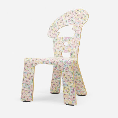 Robert Venturi, 'Art Nouveau chair'