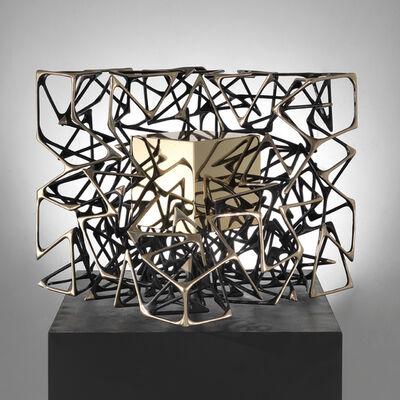 Gianfranco Meggiato, 'Cubo con Cubo', 2016