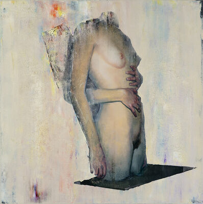 Attila Szűcs, 'Double torso', 2018