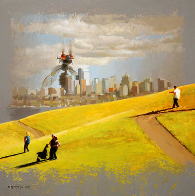 David Cheifetz, 'A Foregone Conclusion', 2014