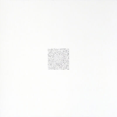 Teo Gonzalez, 'Square Drawing', 2000