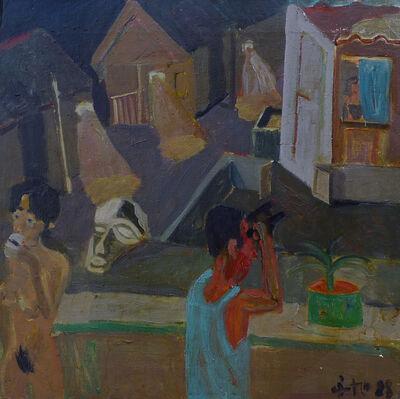 Zhang Yongxu, 'Oil Painting', 1988