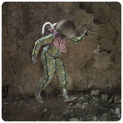 "Cristina De Middel, '""Umeko""from the series The Afronauts', 2012"