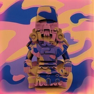 Jon Rafman, 'Warhol Aztec', 2013