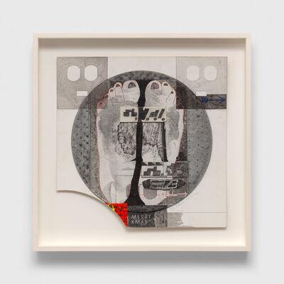 Ray Johnson, 'Untitled (Merry Xmas)', 1975, 1989, 1991, 1994
