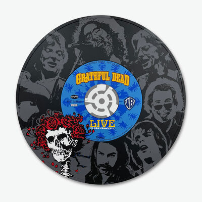 Boudro, 'Grateful Dead - Live in San Francisco', 2021