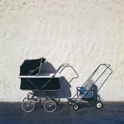 Michel Hosszu, 'TWO BABY'S CAR – NEW YORK 1964', 1964