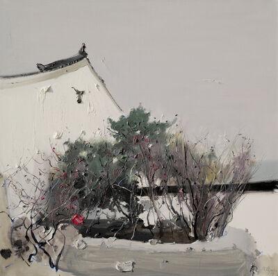 Jin Jie 金捷, 'Greenery in the Rain 暗雨枝青', 2019