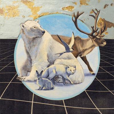 Alexis Kandra, 'Arctic Tundra', 2019