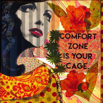 Cabell Molina, 'Comfort Zone', 2020