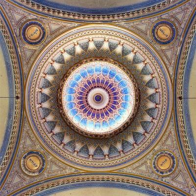 David Stephenson, 'Dome #30705 New Synagogue (1900-3) Szeged, Hungary', 1997