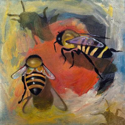 Sarah Stone, 'Bees and Shadows', 2020