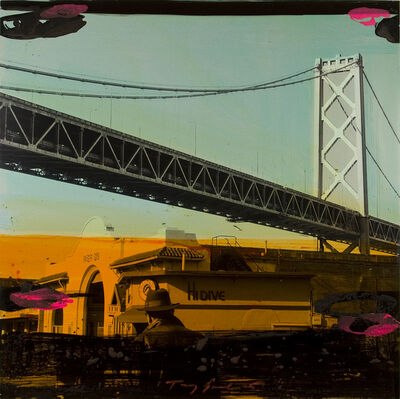 Tony Soulié, 'San Francisco (bridge)', 2012