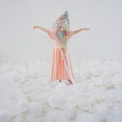 Annie Baillargeon, 'La célébration du solitaire 2', 2018