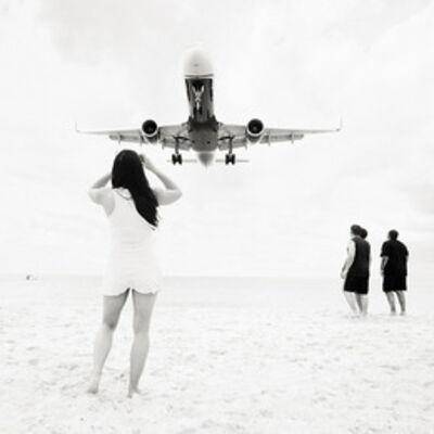 Josef Hoflehner, 'Jet Airliner #37'