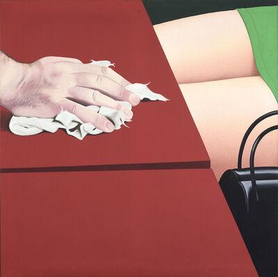 Gérard Schlosser, 'Un Express ?', 1971