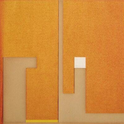 Bruno Munari, 'Negative-Positive (Chromatic Equilibrium)', executed in 1970