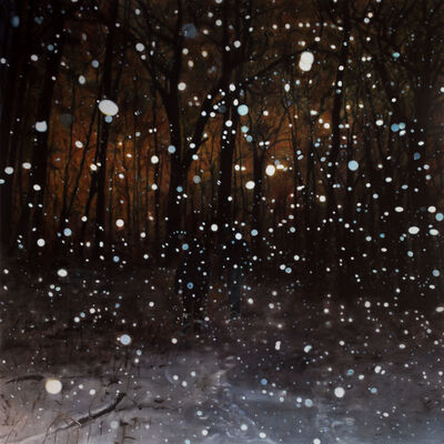 Jennifer Walton, 'A Walk in the Snow', 2016