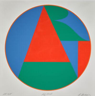 Robert Indiana, 'The Bowery Art', 1971