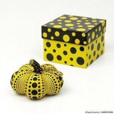 Yayoi Kusama, 'Soft Sculpture Pumpkin (Yellow)', 2010-2019
