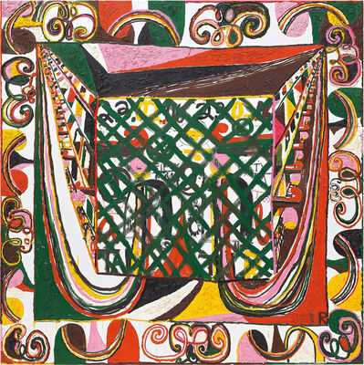 Tal R, 'Title, Year, Name', 2006