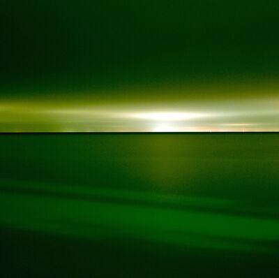 Lucinda Devlin, 'Lake Huron, 10.18.2011, 10:45pm', 2011