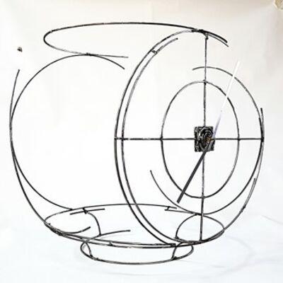 Juan Garaizabal, 'Lost Pennstation Clock III', 2020