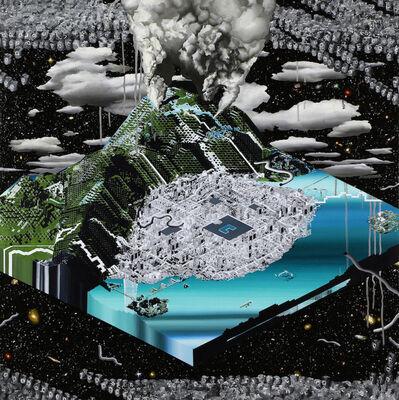 Shinnosuke Yoshida, 'Motherboard', 2015