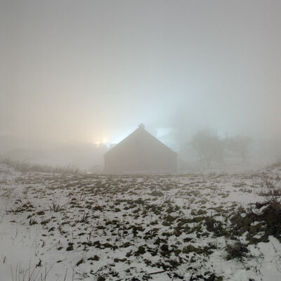 Alnis Stakle, 'Not Even Something (Fog)'