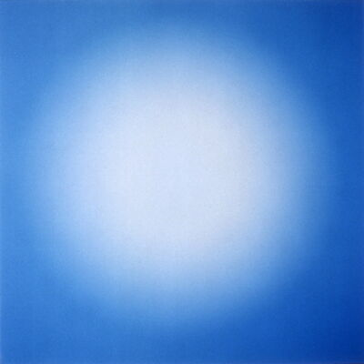 Bill Armstrong, 'Blue Sphere #423', 2002