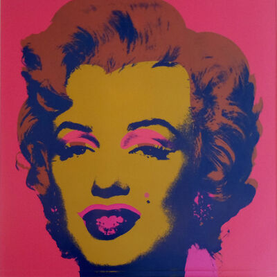 Andy Warhol, 'Marilyn II.27', 1967