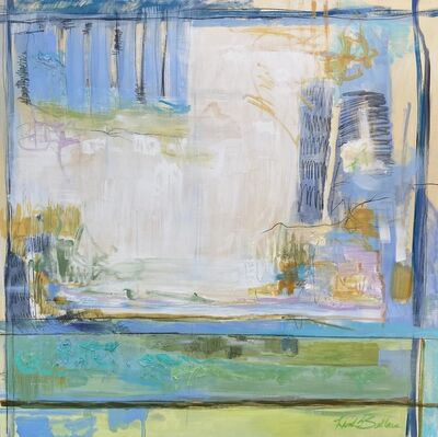 Kiah Bellows, 'Abstract Series 1', 2020