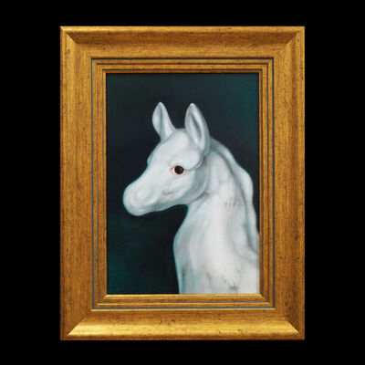 Lu Hao-Yuan, 'White Foal', 2020