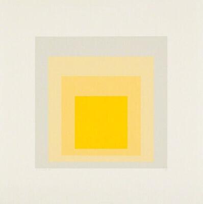 Josef Albers, 'I-S LXXiiib', 1973