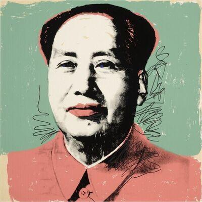 Andy Warhol, 'Mao #95', 1972