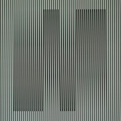 Carlos Cruz-Diez, 'Couleur Additive Gris Uno', 2017
