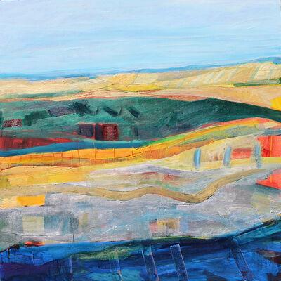Allison Collins, 'Saltflats', 2020