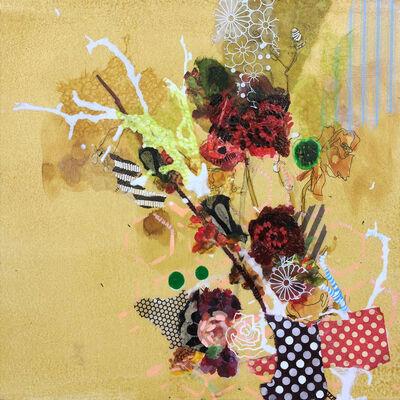Samantha Walrod, 'Burnt Roses', 2018