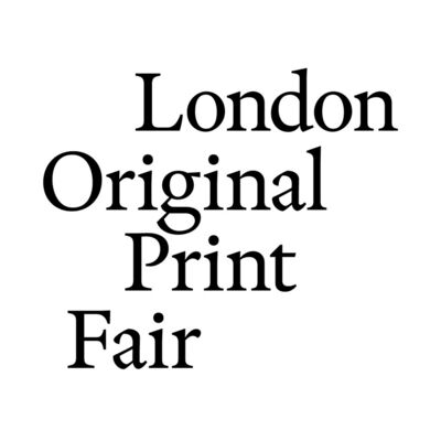 Kunstverket Galleri at London Original Print Fair 2019, installation view