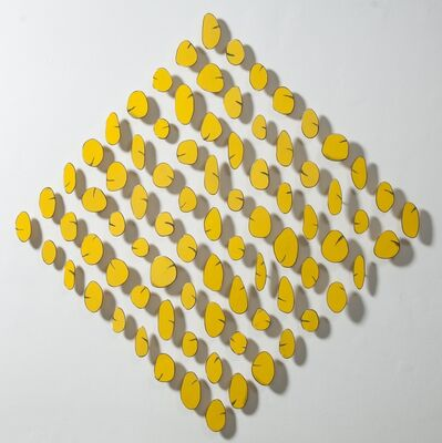 Carolina Sardi, 'Yellow in Diamond Shape', 2013