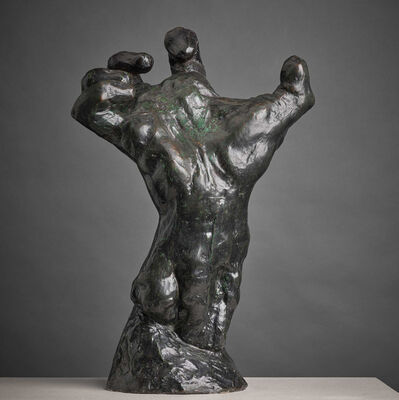 Auguste Rodin, 'The Mighty Hand (Main Crispee)', ca. 1800