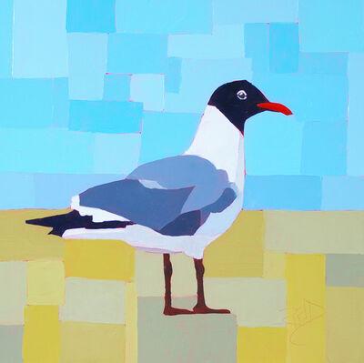 Cynthia Reid, 'Laughing Gull', 2019