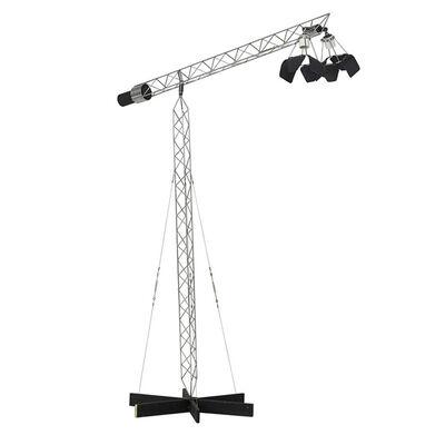 C. Jere, 'Crane floor lamp, Los Angeles, CA'