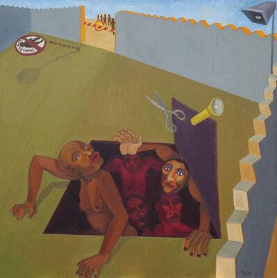 Richard Mudariki, 'UNDERGROUND', 2015